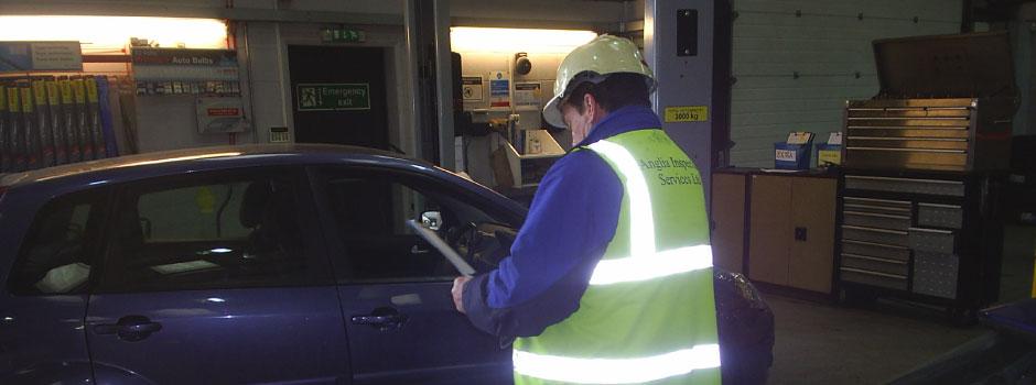 LOLER Inspection Services Essex